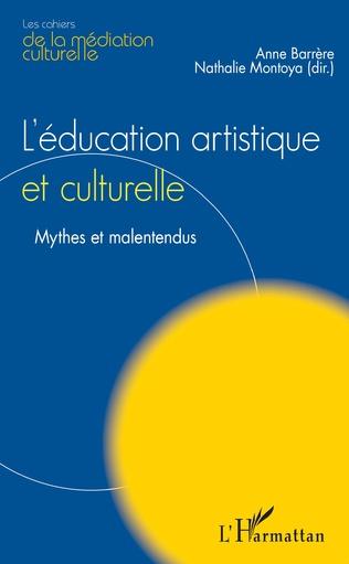 Couverture L'Education artistique et culturelle