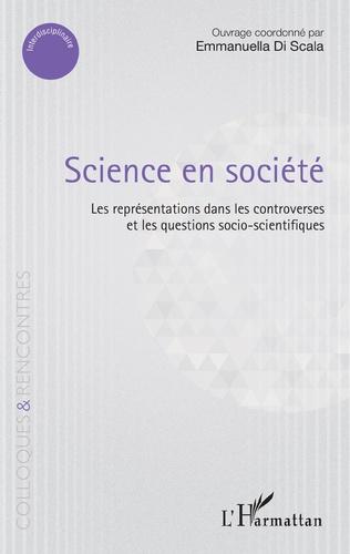 Couverture Science en société