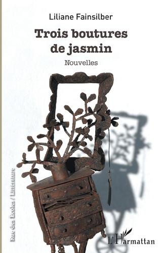 Couverture Trois boutures de jasmin