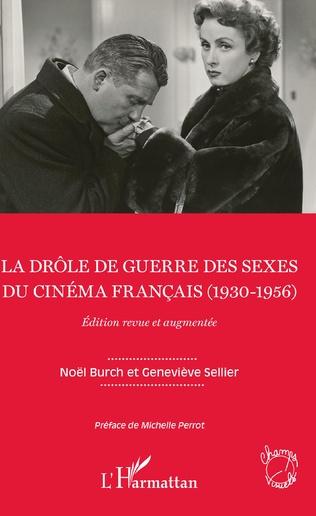 Couverture La drôle de guerre des sexes du cinéma français (1930-1956)
