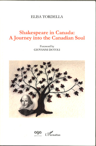 Couverture Shakespeare in Canada