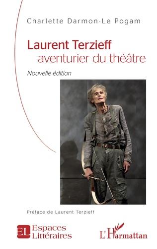 Couverture Laurent Terzieff aventurier du théâtre