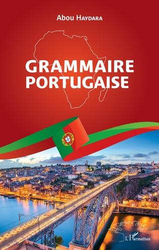 Couverture Grammaire portugaise