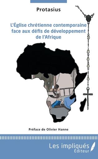 Couverture L'église chrétienne contemporaine face aux défis de développement de l'Afrique