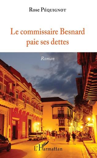 Couverture Le commissaire Besnard paie ses dettes