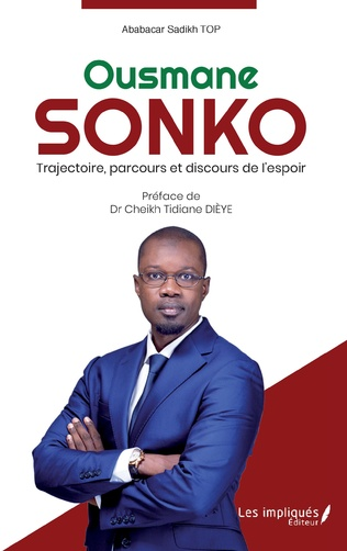Couverture Ousmane Sonko