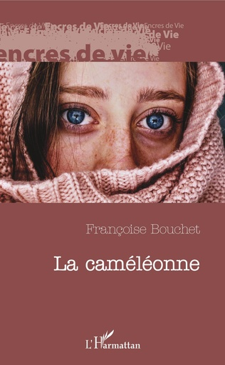 Couverture La Caméléonne