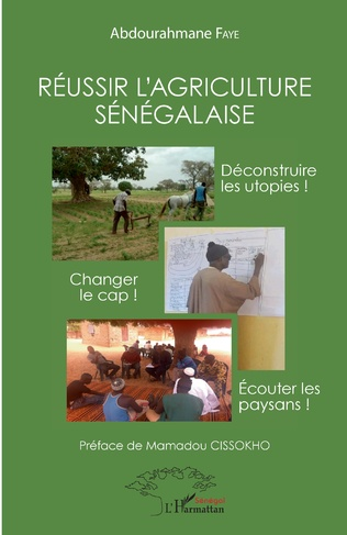 Couverture Réussir l'agriculture sénégalaise