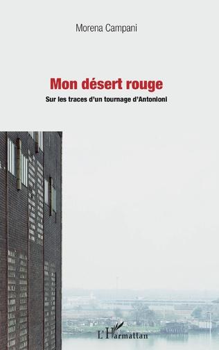 Couverture Mon désert rouge