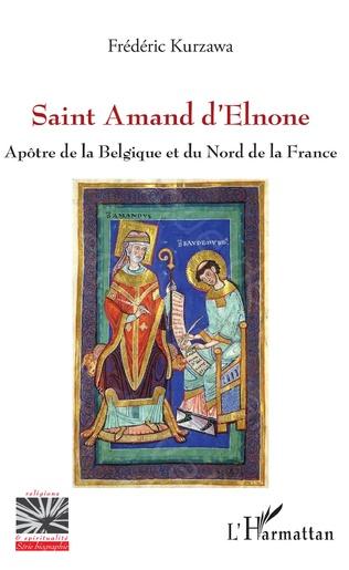 Couverture Saint Amand d'Elnone