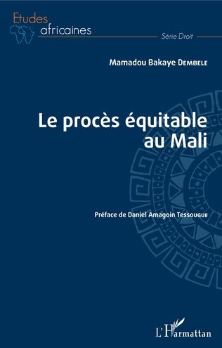 Couverture Le procès équitable au Mali