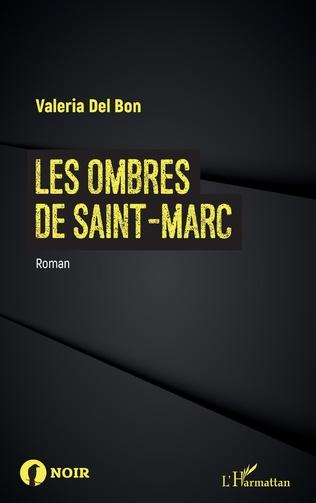 Couverture Les Ombres de Saint-Marc