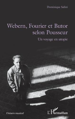 Couverture Webern, Fourier et Butor selon Pousseur