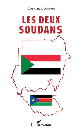 Couverture Les deux Soudans