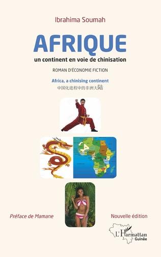 Couverture Afrique un continent en voie de chinisation (nouvelle édition)