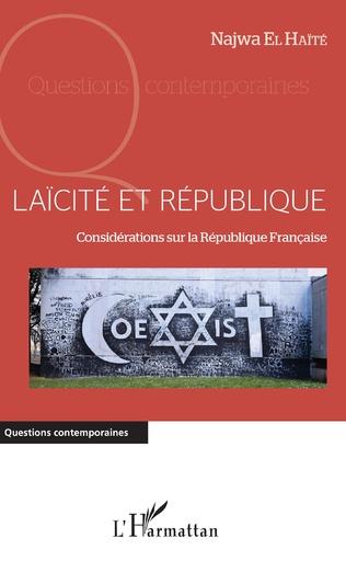 Couverture Laïcité et république