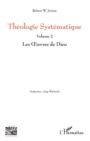 Couverture Théologie Systématique