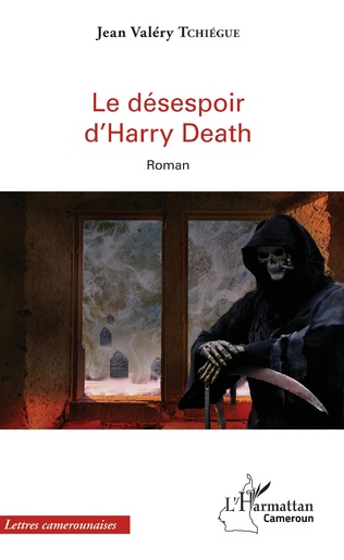 Couverture Le désespoir d'Harry Death