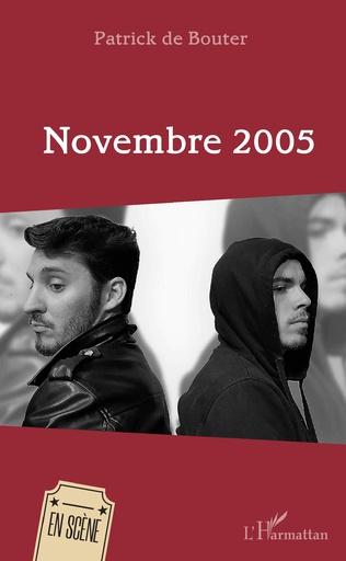Couverture Novembre 2005