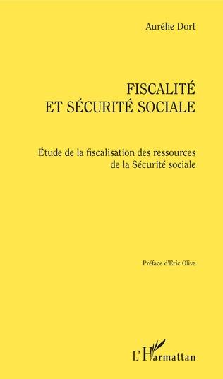 Couverture Fiscalité et Sécurité sociale