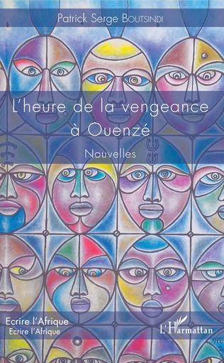Couverture L'heure de la vengeance à Ouenzé