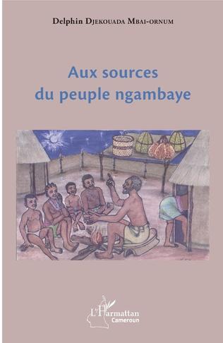 Couverture Aux sources du peuple ngambaye
