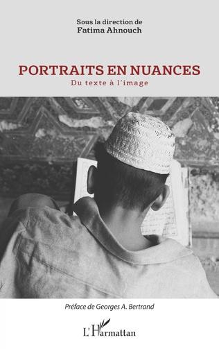 Couverture Portraits en nuances