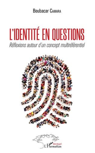 Couverture L'identité en questions