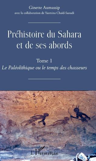 Couverture Préhistoire du Sahara et de ses abords