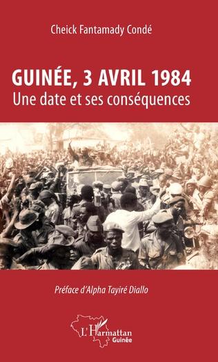 Couverture Guinée, 3 avril 1984