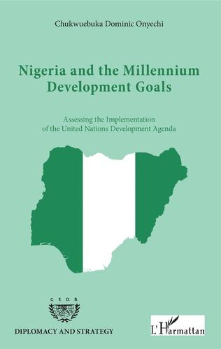 Couverture NIGERIA AND THE MILLENIUM DEVELOPMENT GOALS