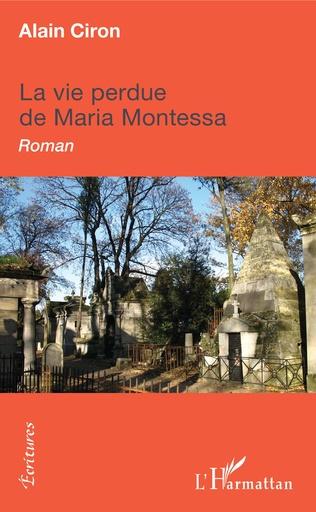 Couverture La Vie perdue de Maria Montessa