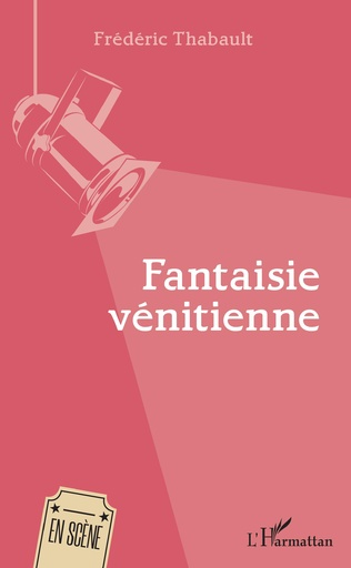 Couverture Fantaisie Vénitienne