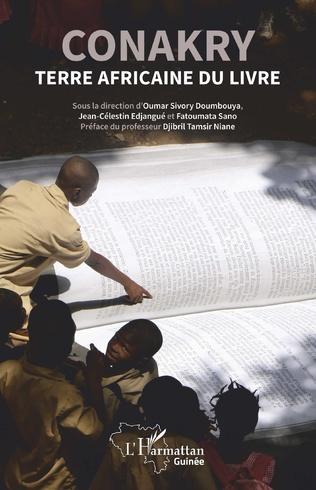 Couverture Conakry terre africaine du livre