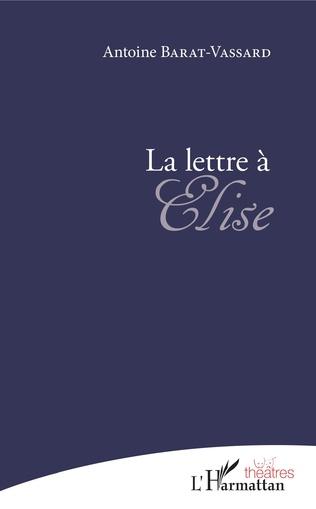 Couverture La Lettre à Élise