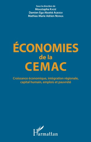 Couverture Economie de la CEMAC