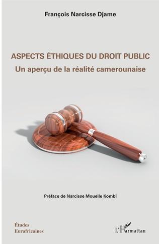Couverture Aspects éthiques du droit public