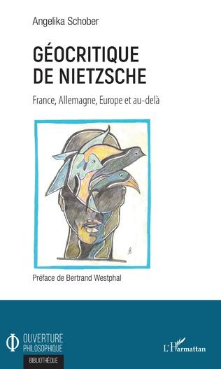Couverture Géocritique de Nietzsche