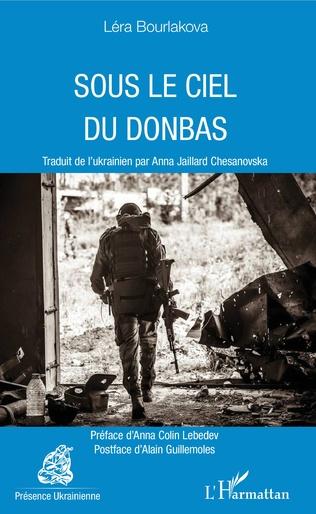 Couverture Sous le ciel du Donbas
