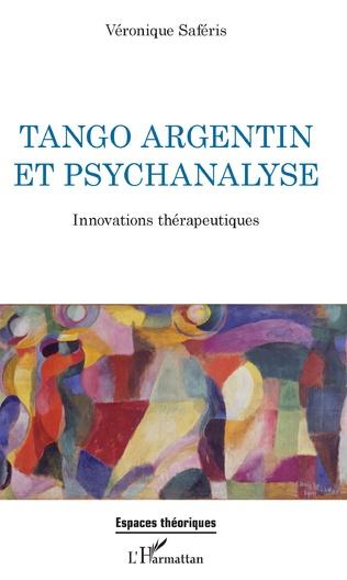 Couverture Tango argentin et psychanalyse