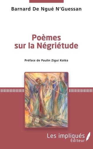 Couverture Poèmes sur la négriétude