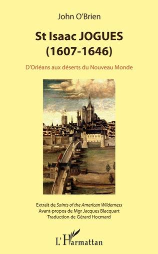 Couverture St Isaac Jogues (1607-1646)