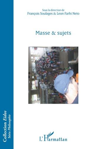 Couverture Masse & sujets