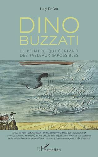 Couverture Dino Buzzati