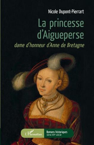 Couverture La Princesse d'Aigueperse