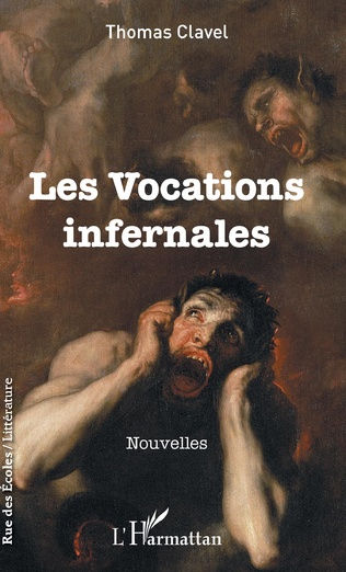 Couverture Les vocations infernales