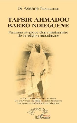 Couverture Tafsir Ahmadou Barro Ndieguene