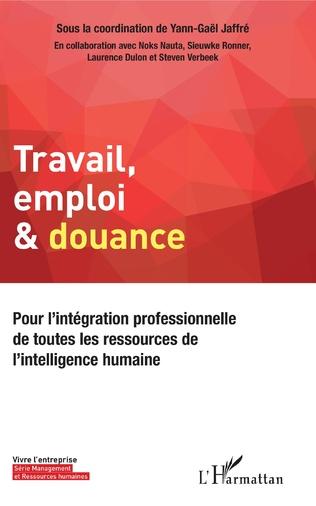 Couverture Travail, emploi & douance