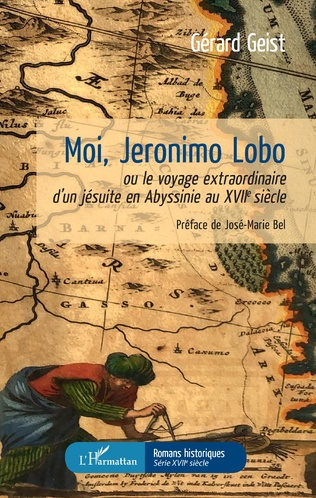 Couverture Moi Jeronimo Lobo