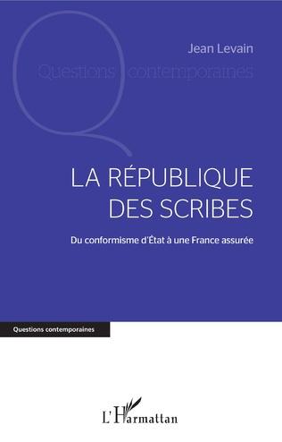 Couverture La République des scribes